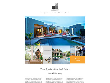 Website Designs | Find professional, ready made Templates and Layouts